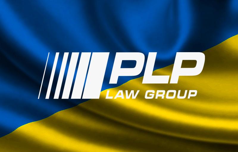 Współpraca z grupą prawniczą PLP Law Group z Kijowa