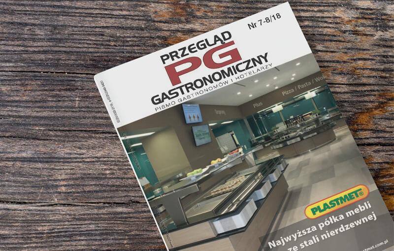 RODO w gastronomii – nowy artykuł na łamach Przeglądu Gastronomicznego