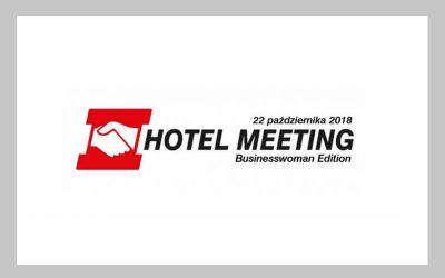 Konferencja Hotel Meeting Businesswoman Edition 2018r.