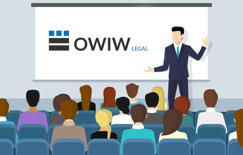 Wystartowaliśmy z projektem szkoleń OWIW