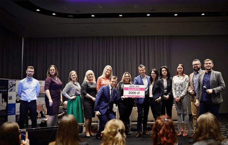 I miejsce i tytuł Expert Beauty Meeting dla Adwokata Mikołaja Ostrowskiego
